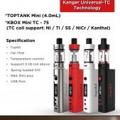 TOPBOX TC 75W MINI