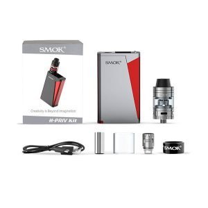 H-PRIV 220W TC KIT