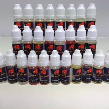 E-Liquids/Shortfills/CBD
