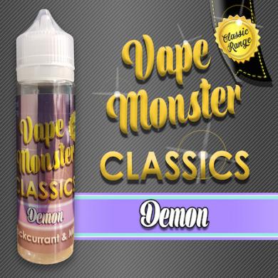 Vape Monster Shortfills