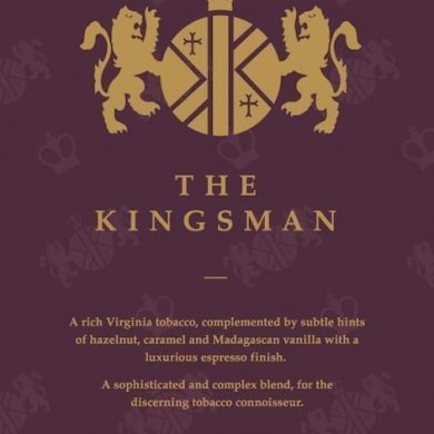 the kingsman 50ml