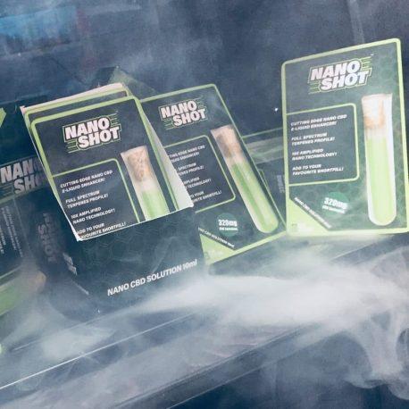cbd e-liquid enhancer