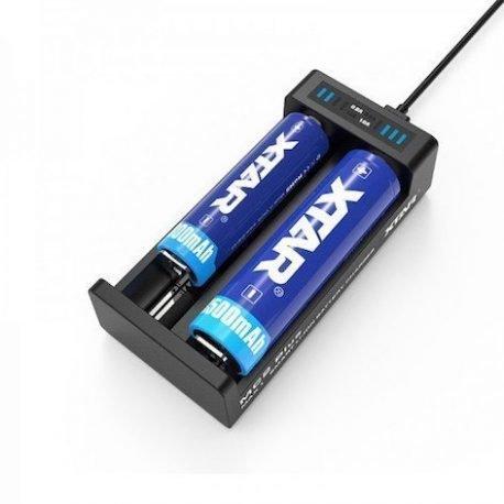 xtar 2 bay charger