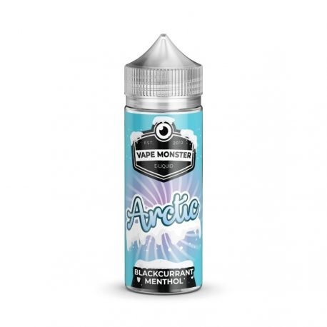 arctic 50ml shortfill