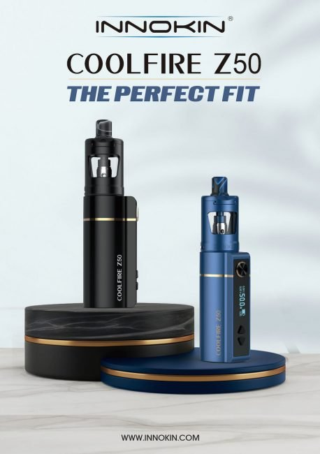 Innokin Next-Gen Coolfire Z50 Zlide Kit
