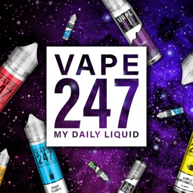 vape 247 50ml shortfill
